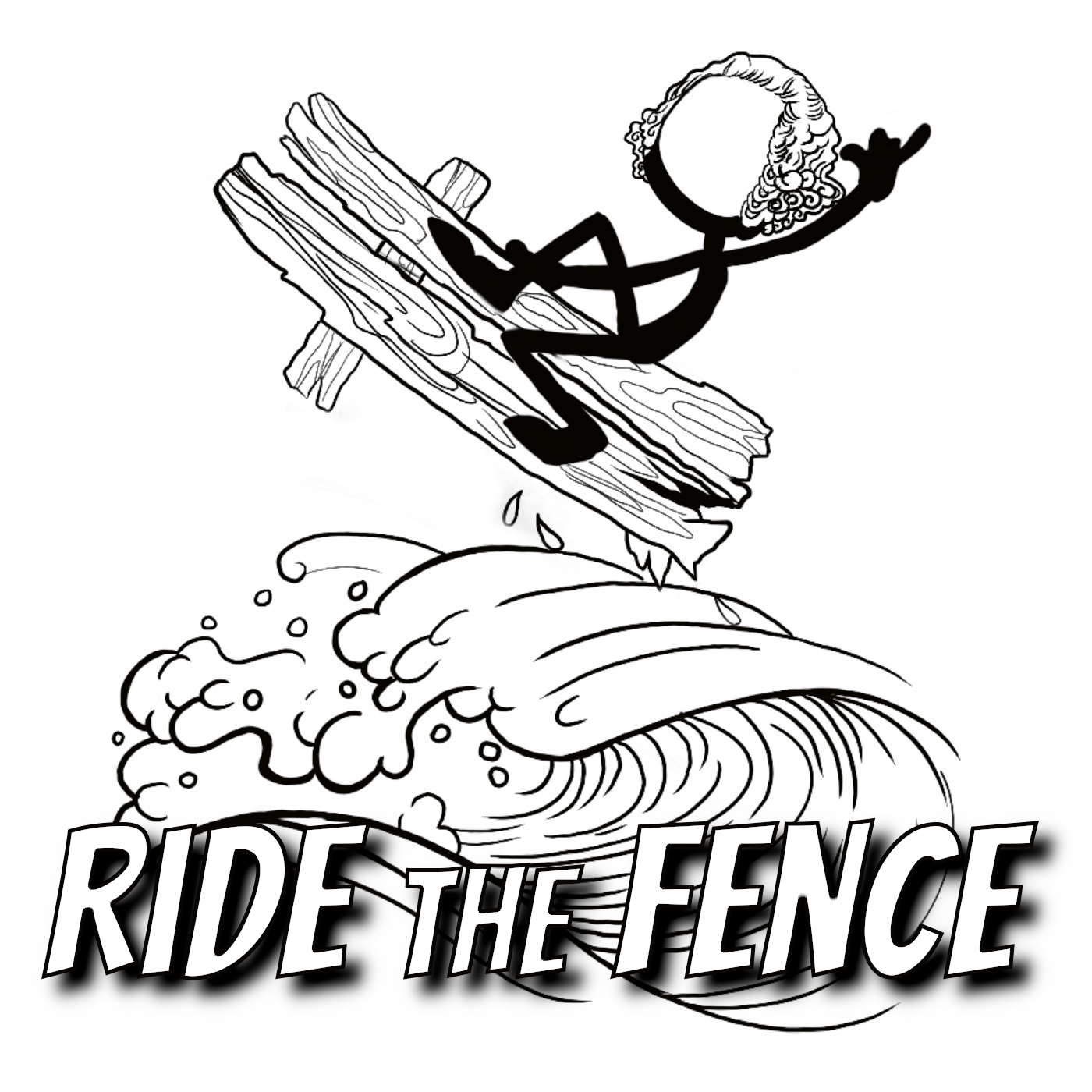 Ride The Fence